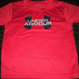Under Armour Baby Boys Shirt
